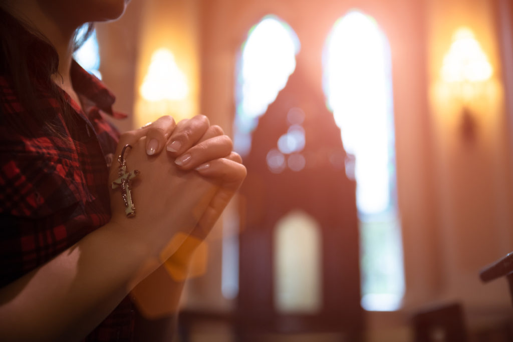 Comment être une femme spirituelle et tourner sa vie vers Dieu