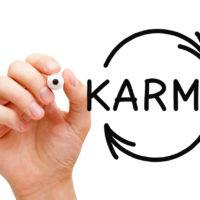 Comment se débarrasser d'un mauvais karma (mémoire karmique)?