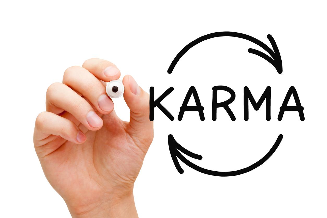 Comment se débarrasser d'un mauvais karma mémoire karmique