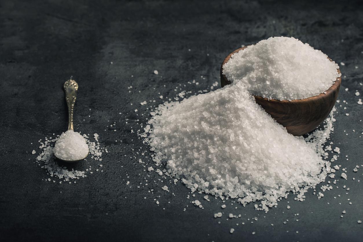 Les bienfaits énergétiques et spirituels du gros sel dans la maison