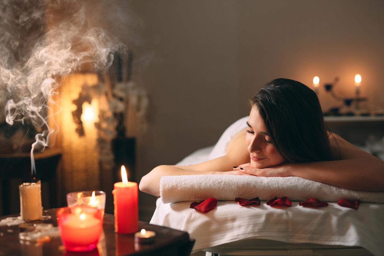 Nettoyage énergétique après un massage que faire