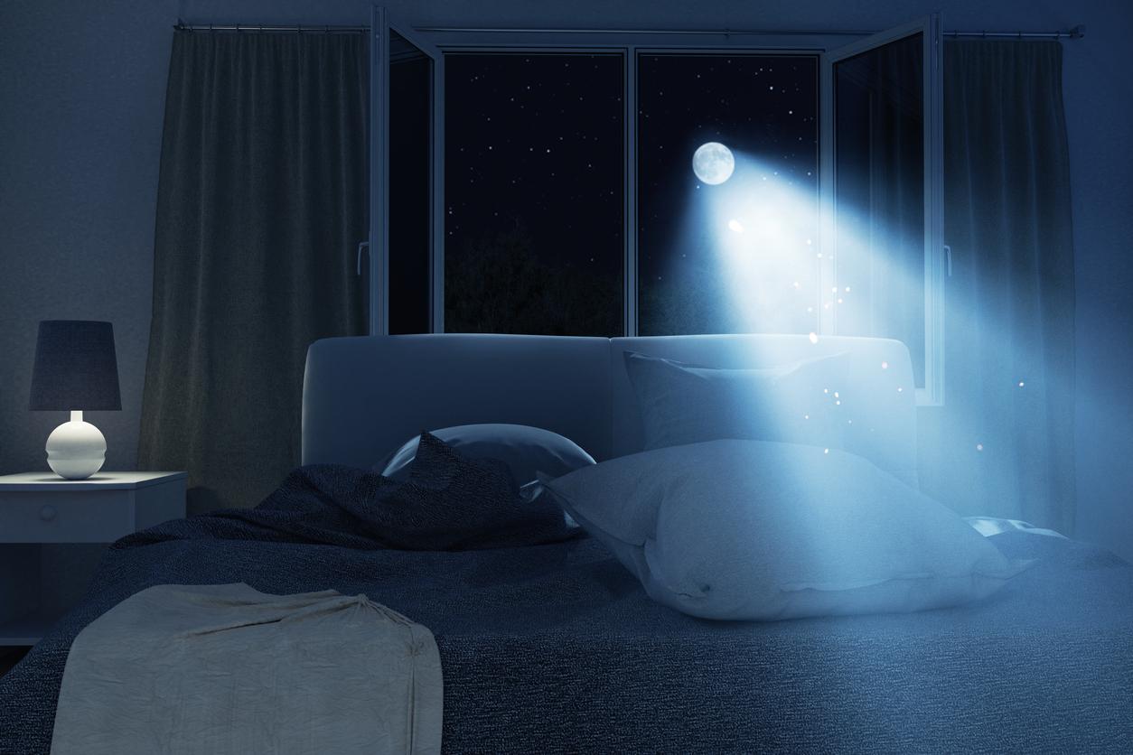 Nettoyage énergétique pendant la pleine lune quels sont les effets