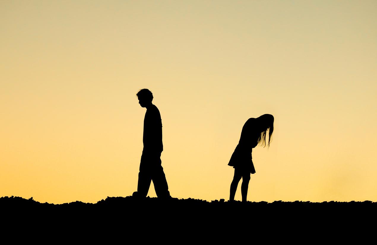 Quel est le but spirituel des séparations amoureuses