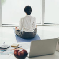 Quelle méditation du matin pour une belle journée positive?