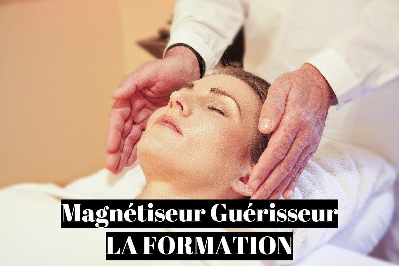 Formation magnétisme : devenir magnétiseur guérisseur