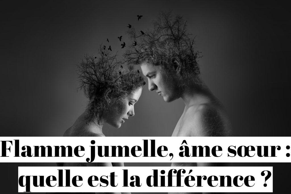 Flamme jumelle, âme sœur : quelle est la différence ?