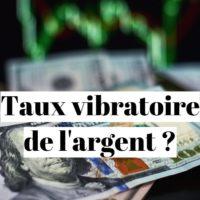 Quelle est la fréquence vibratoire de l'argent ?