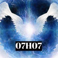 Heure miroir 07h07- Signification : introspection et sagesse