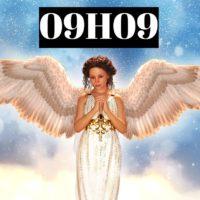 Heure miroir 09h09- Signification : sociabilité et humanité