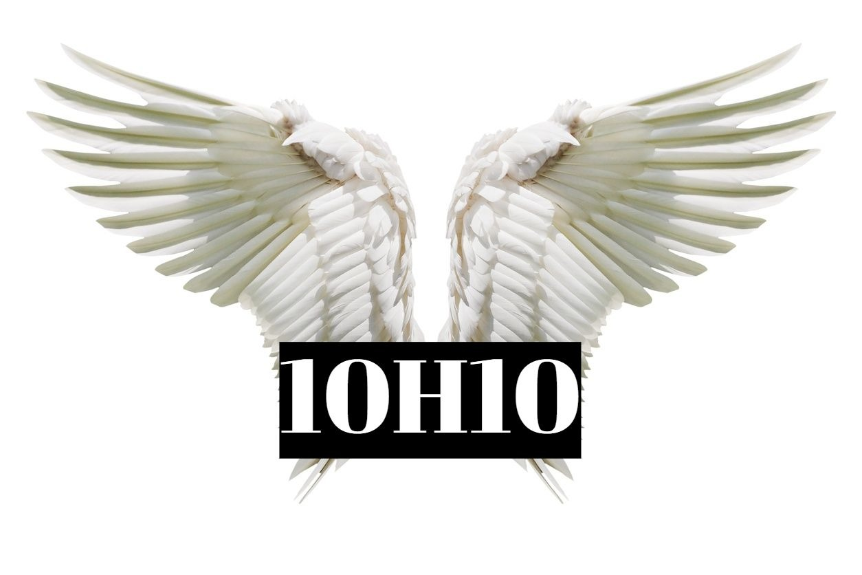 Heure miroir 10h10signification