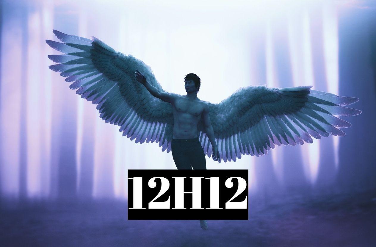 Heure miroir 12h12signification