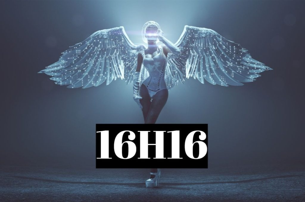 Heure miroir 16h16signification