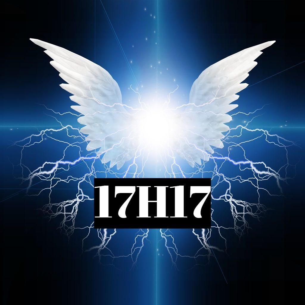 Heure miroir 17h17signification