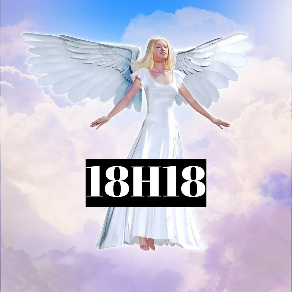 Heure miroir 18h18signification