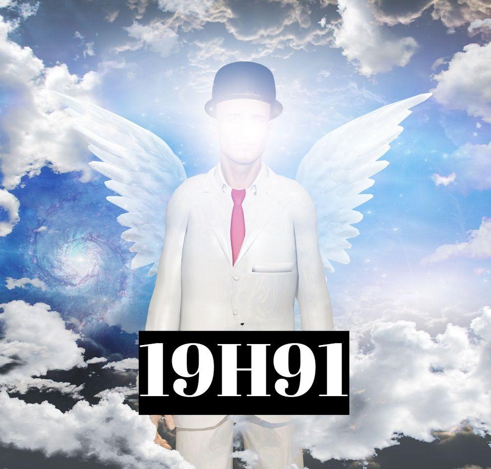 Heure miroir 19h19signification