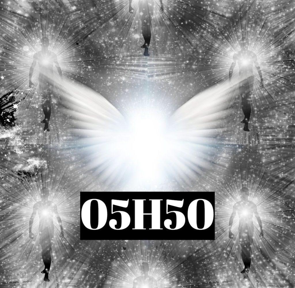 Heure miroir inversé 05h50signification
