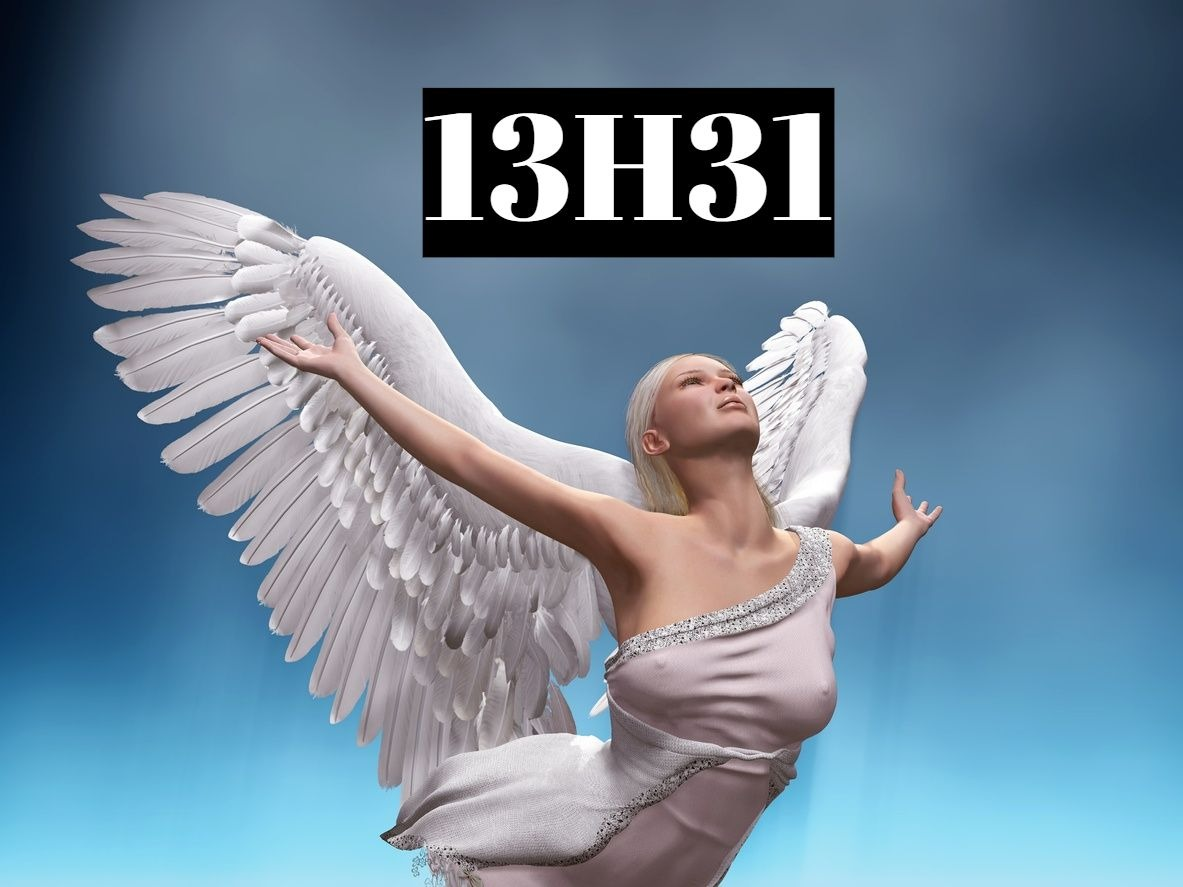 Heure miroir inversé 13h31signification