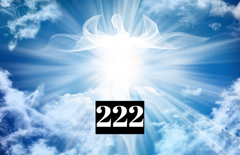 Nombre triple 222signification