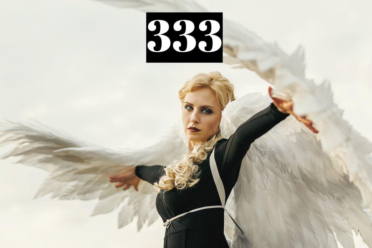 Nombre triple 333signification