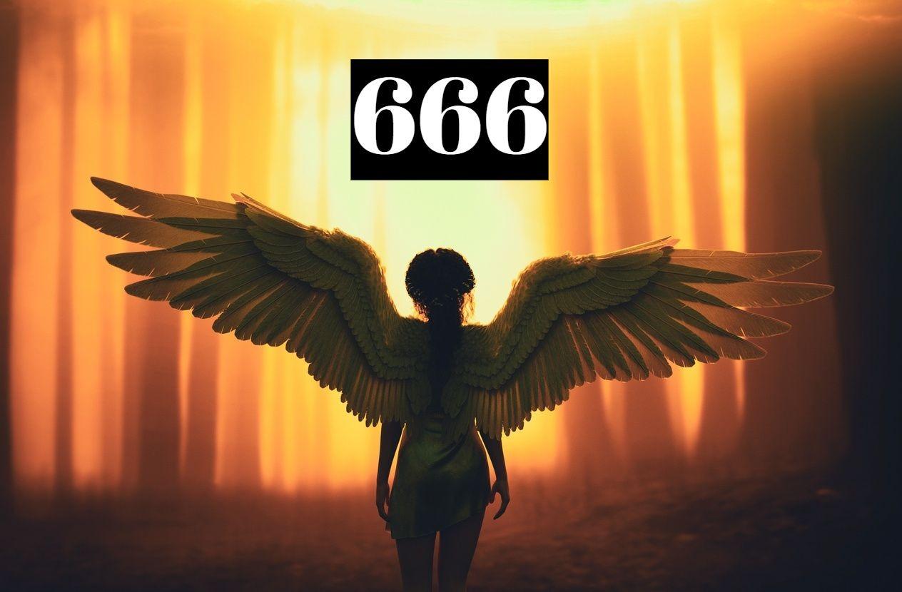 Nombre triple 666signification
