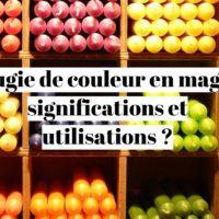 Bougie de couleur en magie : significations et utilisations ?