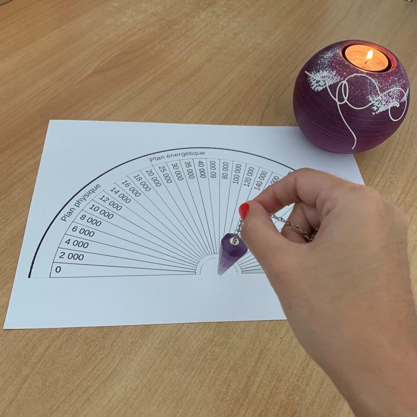 Comment mesurer son taux vibratoire ?