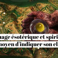 Tatouage ésotérique et spirituel : un moyen d'indiquer son clan ?